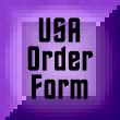 USA Order Form
