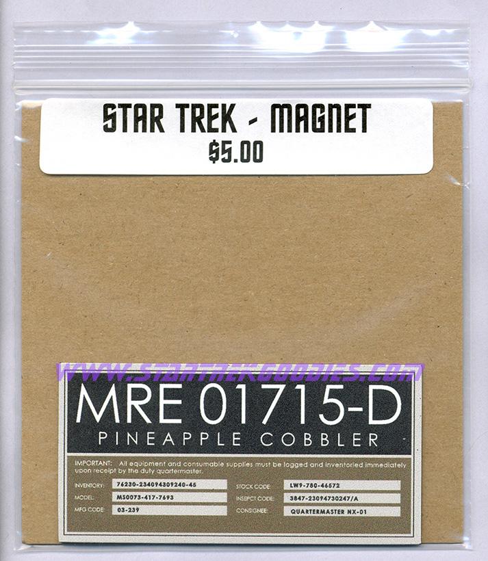 46672 Subway Map.Star Trek Enterprise